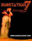 8 1/2in x 11in SubStation 7 Blank Poster